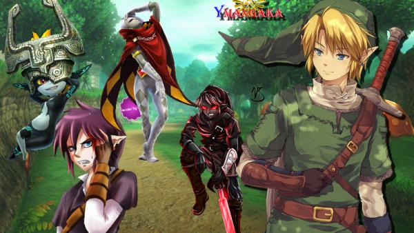 Le Ras le Bol de Link Ch.1 : Ras le bol de cette Princesse !