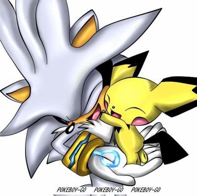 Mon Perso Pref Dans Sonic Et Un Pokemon Trop Mignon Blog