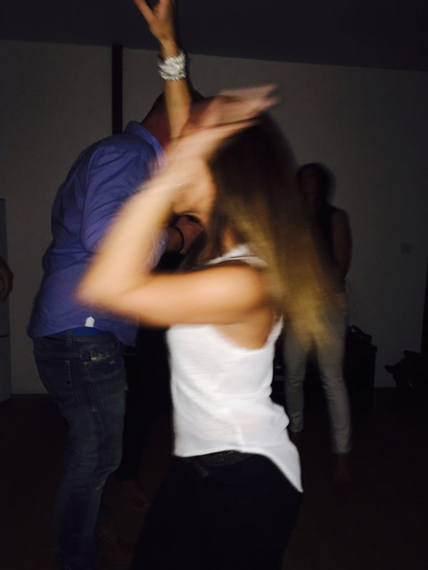 Je danse ?? bcp. Super