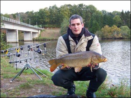Pêche en lac de barrage