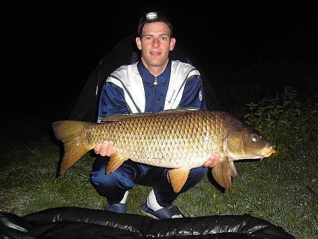 Petite pêche de nuit à Bergerac
