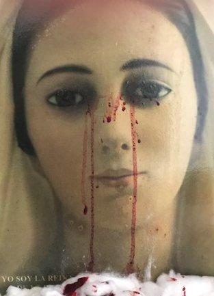 Message de la Sainte Vierge Marie à sa Fille Bien-Aimée… LUZ de Maria le 11 juillet 2017*Pourquoi notre Maman du Ciel pleure??