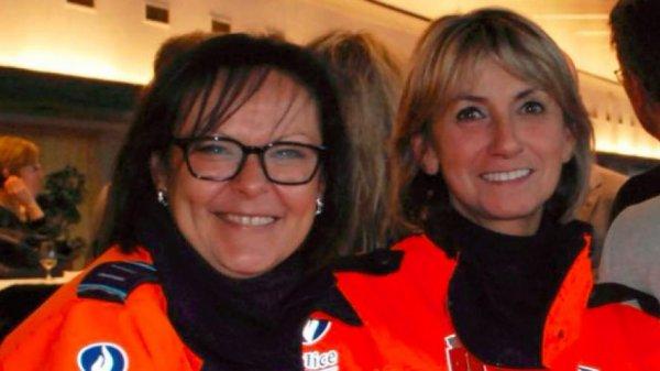 Lucile et Soraya, des mères et policières inséparables que la vie n'a pas épargnées: elles avaient perdu des êtres chers