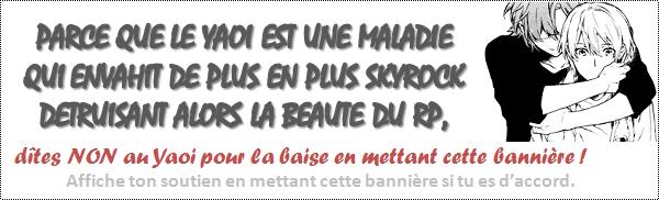 Bannières.