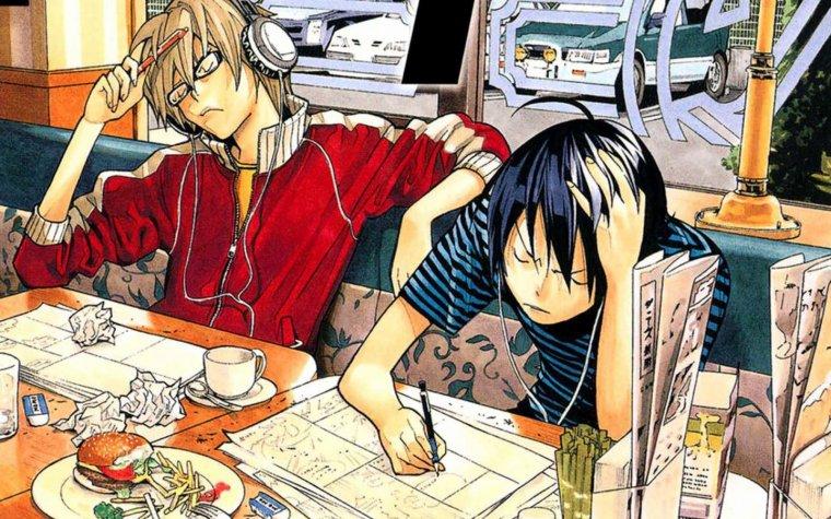 Sommaire Manga.