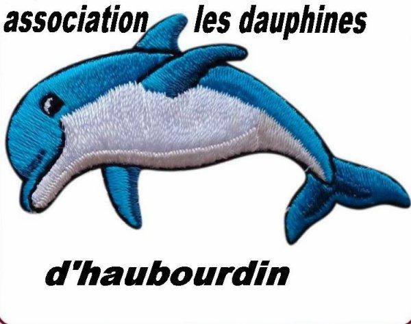 emblème des dauphines d'haubourdin