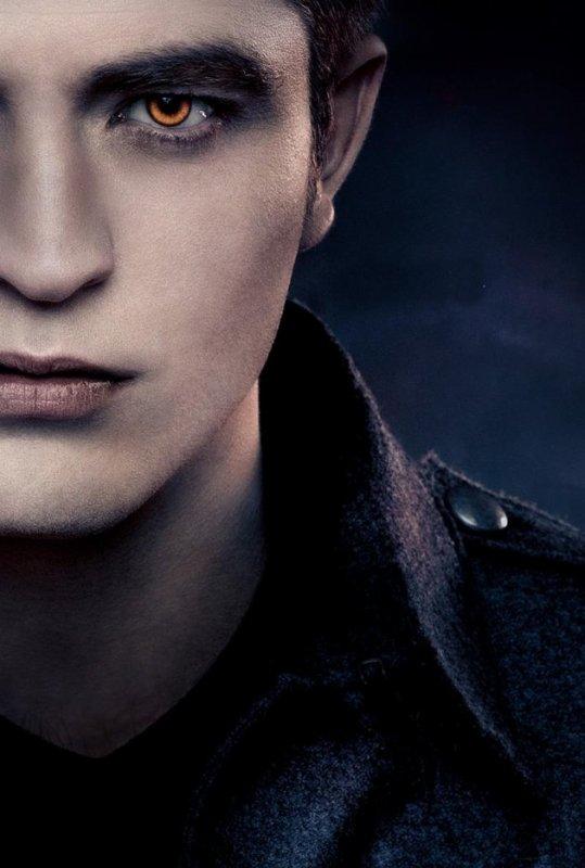 edward cullen ... Robert Pattinson