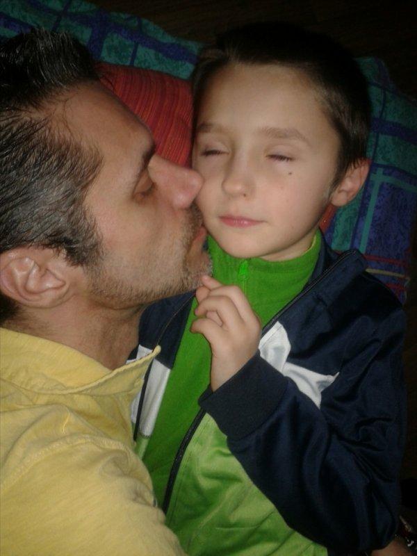 père et fils ♡♥
