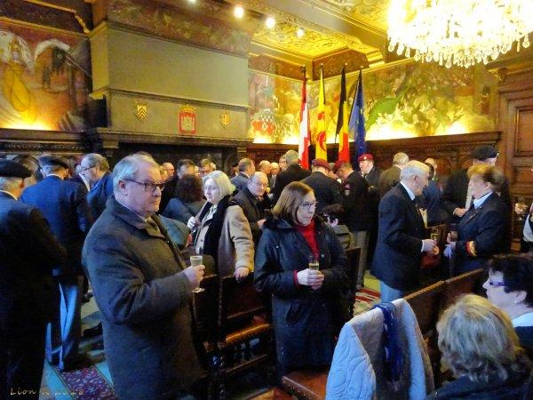 Commémoration du Roi Albert 1er a Mons 2018