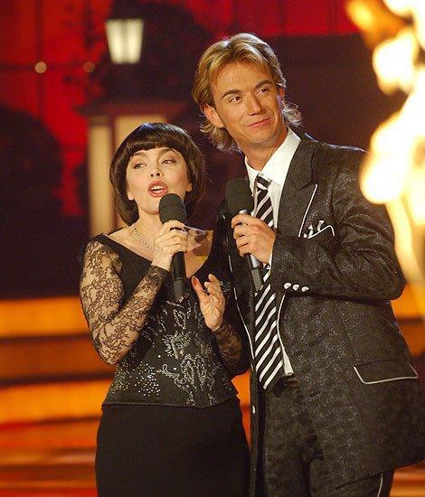 Mireille et Florian