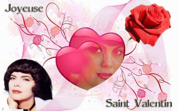 Joyeuse Saint-Valentin!!!