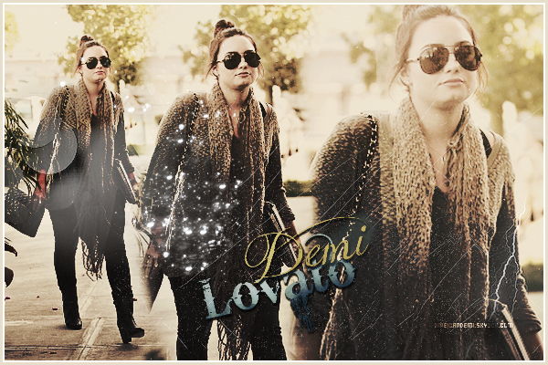 ♦ Bienvenue sur votre toute nouvelle source sur la belle Demetria Devonne Lovato ! Ici, tu pourras découvrir la belle Demi Lovato ainsi que la suivre grâce à des multiple supports, photos, vidéos, etc..