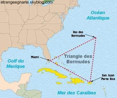 Chapitre XII: Les vacances!! Episode 12: Le Triangle des Bermudes.