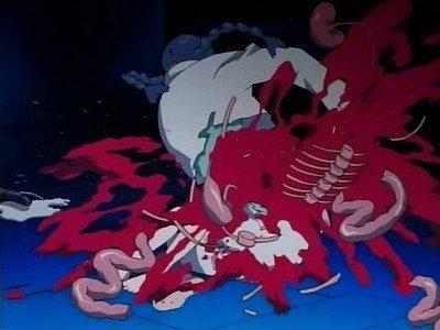 Chapitre XVIII: Secrets enfouies réveillés  Episode 3: Attaque sauvage