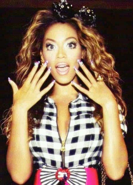 Beyonce enceinte !!!
