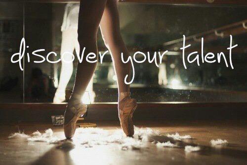 Vivre pour Danser Poème Danse classique Dance isn't
