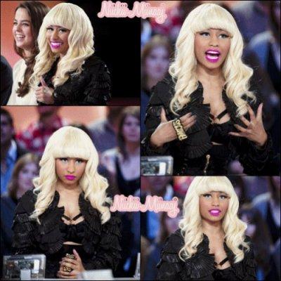 Nicki Minaj   La meilleure !