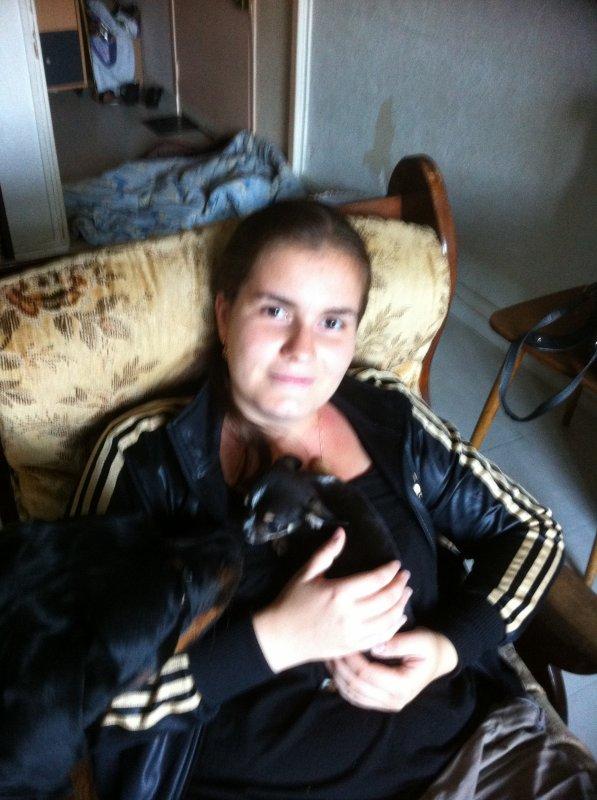 Galicette arrivée le 9/08/2011 a 7h du matin