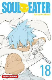 Soul Eater:Tome 18