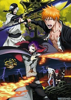 Bleach Film 4:Jigoku-Hen/Hell Chapter