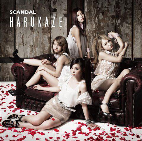 SCANDAL nouveau single!