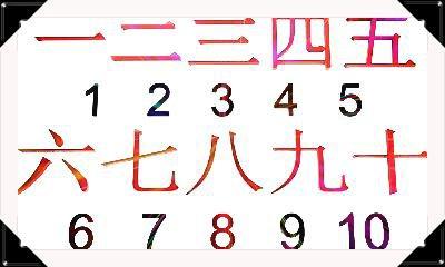 Japonais:Nombres