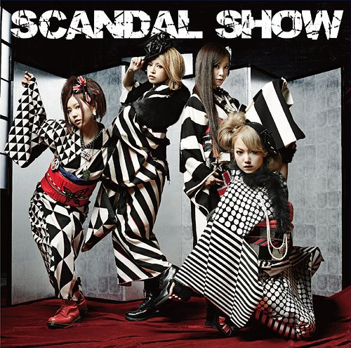 SCANDAL: Sortie Album SCANDAL show