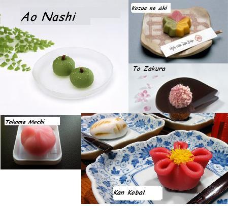 Les Patisseries Japonaise