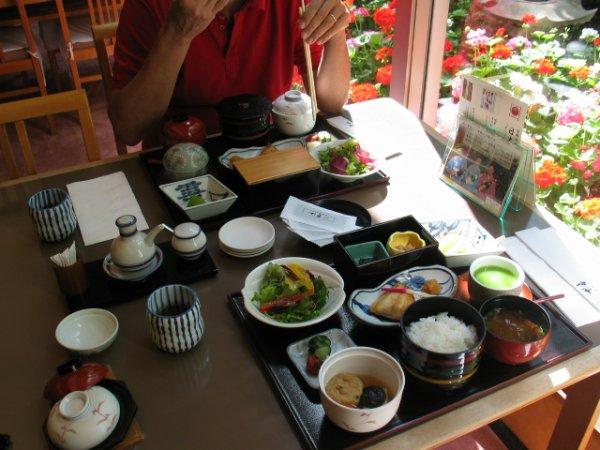 Le Petit-Déjeuner au Japon