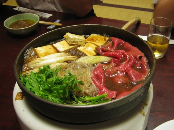 Le Sukiyaki