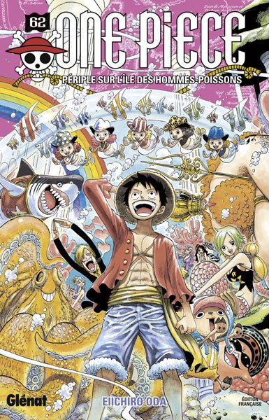 One Piece: Sortie Tome 62