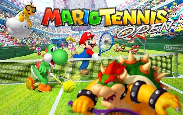 Jeux Vidéos: Sortie Mario Tennis Open