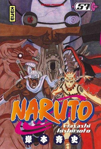 Naruto:Tome 57