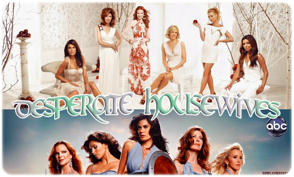█ █ ▇ ▆ ▅ ▄ ▃ ▂ ▁ Desperate Housewives ▁ ▂ ▃ ▄ ▅ ▆ ▇ █ █