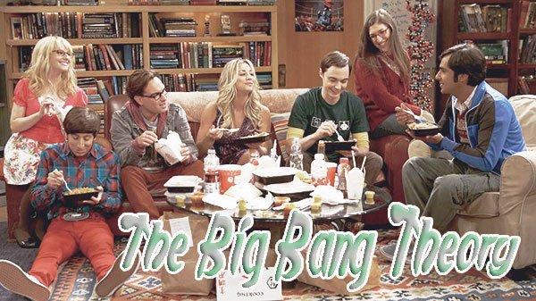 █ █ ▇ ▆ ▅ ▄ ▃ ▂ ▁ The Big Bang Theory ▁ ▂ ▃ ▄ ▅ ▆ ▇ █ █
