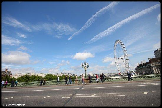 Promenade dans Londres le 29 Mai 2011 (Angleterre)