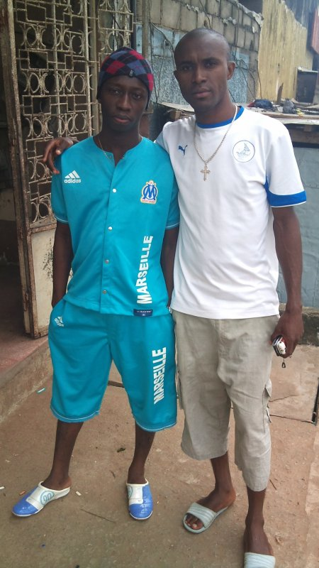 M¤ and le Grand J J
