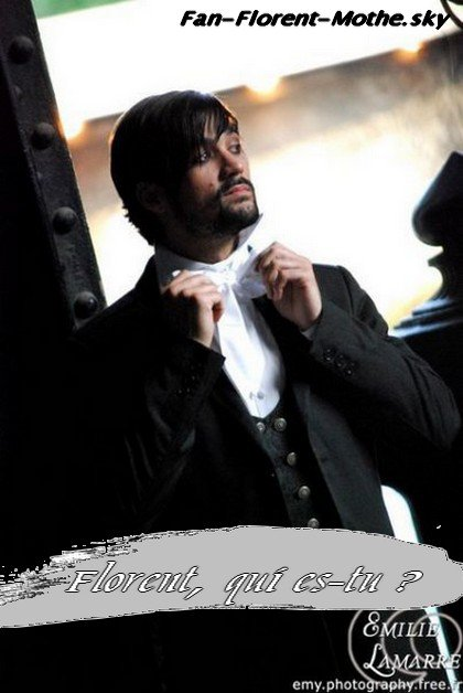 Biographie de Florent Mothe
