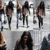 . 20 AVRiL 2012 ▬ Selena a été vue a l'aéroport de Santa monica      .