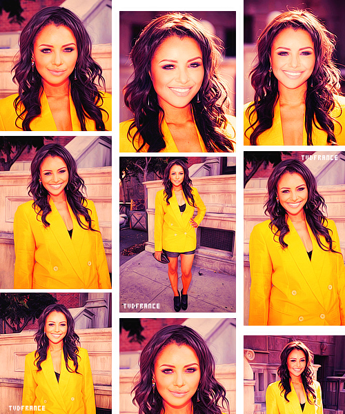 *  * Katerina Graham au Variety's 5th Annual Power of Youth Event – 22.10.11*  *