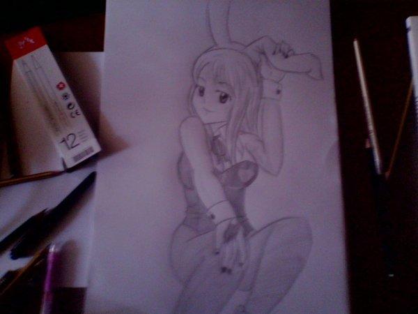 Lucy Bunny girl!!