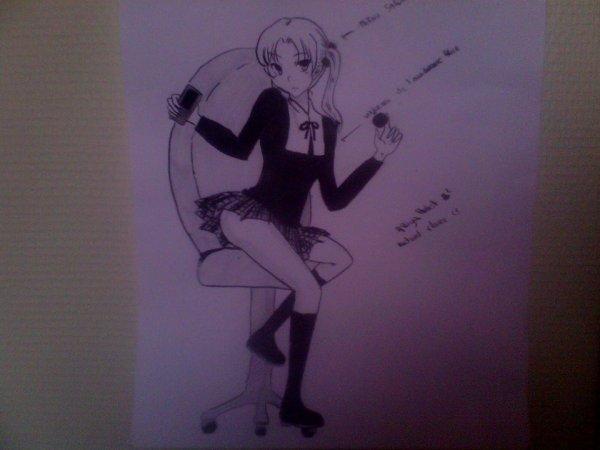 Mikan Sakura de Gakuen Alice ☆A☆