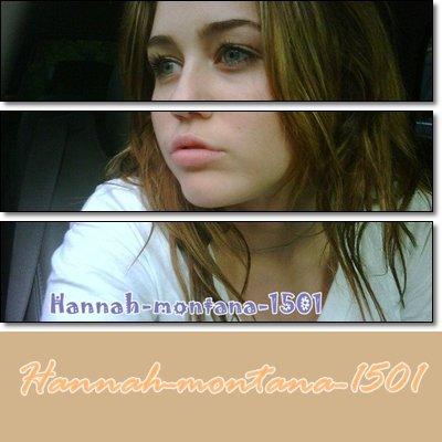 Hannah-Montana...