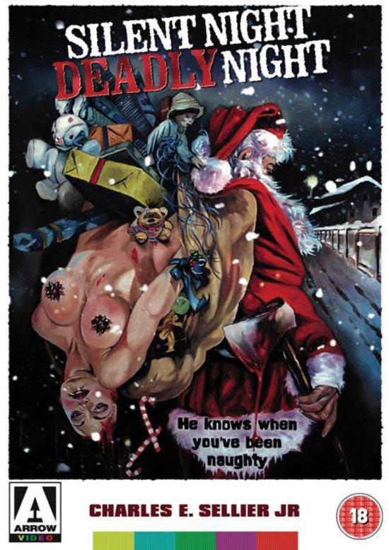 Black Christmas ou Père Noel fait moi PEUR