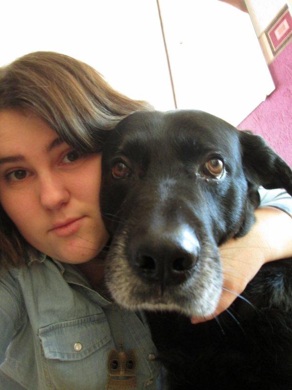 Lucky, un amour de chien ♥.