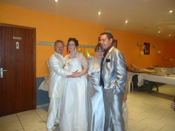 mariage super beau