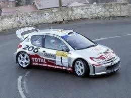 belle voiture de rally se samedi 25 aout va voir le rally avec mon pot ludo
