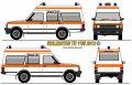 Range-Rover ambulance Suisse