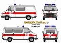 Citroen c 25 Pompiers Gembloux