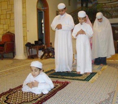 Rappel sur la priere